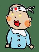 Lip Baby sticker #4797058
