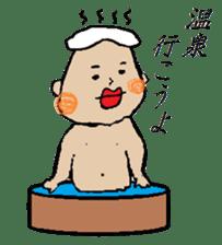 Lip Baby sticker #4797064