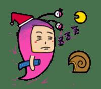 QQ PINK SNAILS sticker #4797177