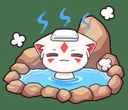 DNAXCAT SAKURA Party 1 sticker #4797224