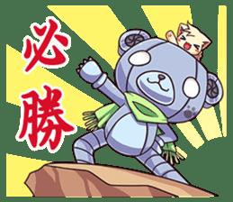 DNAXCAT SAKURA Party 1 sticker #4797232