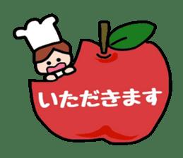 Cooking and Dwarf 1 sticker #4797287