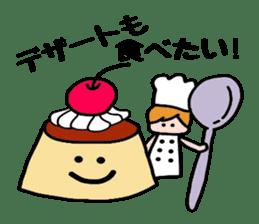Cooking and Dwarf 1 sticker #4797289