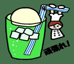 Cooking and Dwarf 1 sticker #4797290