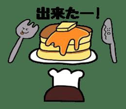 Cooking and Dwarf 1 sticker #4797294