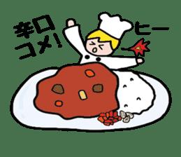 Cooking and Dwarf 1 sticker #4797297