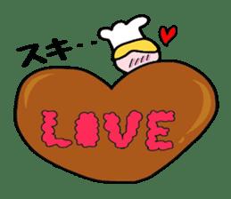 Cooking and Dwarf 1 sticker #4797298