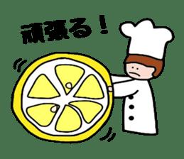 Cooking and Dwarf 1 sticker #4797315