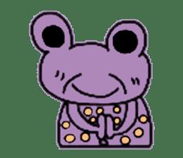 nanachannokaerukun sticker #4797572