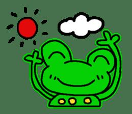 nanachannokaerukun sticker #4797599