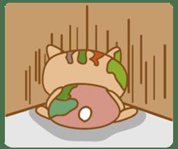pin pin cat sticker #4798493