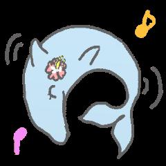 Honobono dolphin