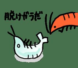 I'll give shrimp sticker #4803622