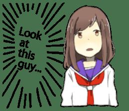 Nhilistic Girlfriend sticker #4806635