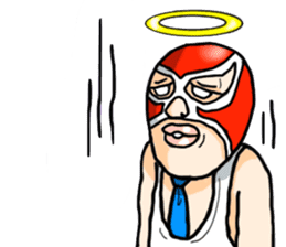 Mask The Hero sticker #4806661