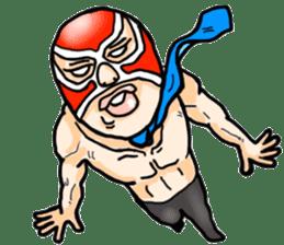 Mask The Hero sticker #4806669