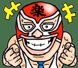 Mask The Hero sticker #4806675