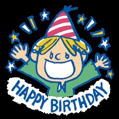 Let's have a celebration!