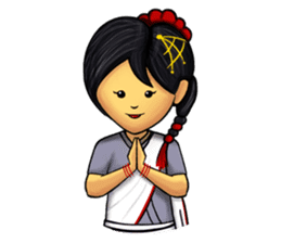 Baucha O Maicha sticker #4809281