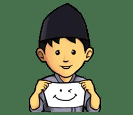 Baucha O Maicha sticker #4809294