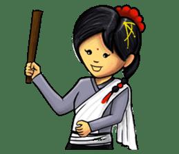 Baucha O Maicha sticker #4809305