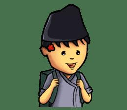Baucha O Maicha sticker #4809318