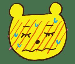 Blush  Bear sticker #4812561