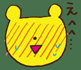 Blush  Bear sticker #4812565