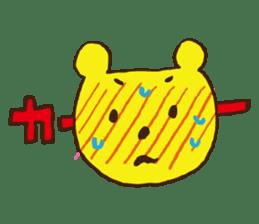 Blush  Bear sticker #4812568