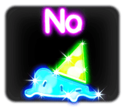 Glowing Stickers (Best With Black Theme) sticker #4812774