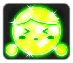 Glowing Stickers (Best With Black Theme) sticker #4812785