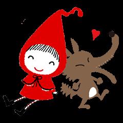 Red Hood Pochon