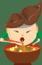 Boy junior sticker #4817630