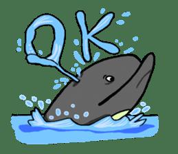 Water Friend Revenge sticker #4818041