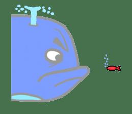 Water Friend Revenge sticker #4818062