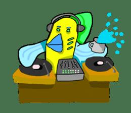 Water Friend Revenge sticker #4818072