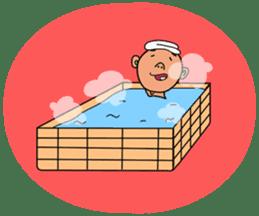 Mr Nagai in Yukuhashi City Fukuoka sticker #4819849