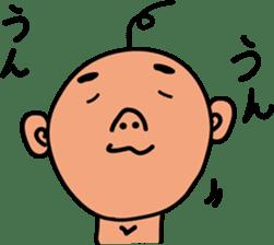 Mr Nagai in Yukuhashi City Fukuoka sticker #4819851