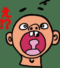 Mr Nagai in Yukuhashi City Fukuoka sticker #4819859