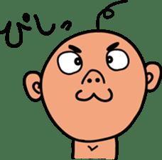 Mr Nagai in Yukuhashi City Fukuoka sticker #4819876