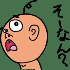 Mr Nagai in Yukuhashi City Fukuoka sticker #4819877