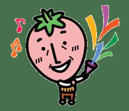 Mr. straberry sticker #4821764