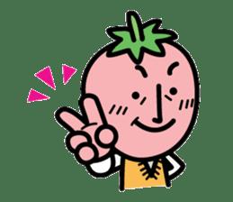 Mr. straberry sticker #4821766