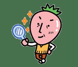 Mr. straberry sticker #4821768