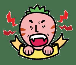 Mr. straberry sticker #4821777