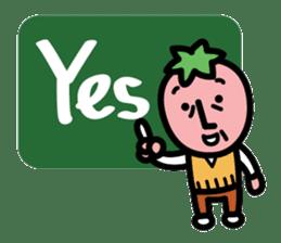 Mr. straberry sticker #4821790