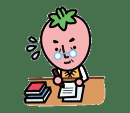 Mr. straberry sticker #4821799