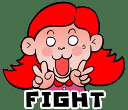 NU JANG SAD GIRL sticker #4822783