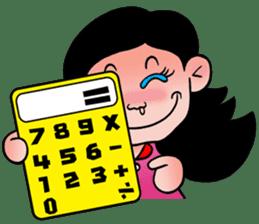 NU JANG SAD GIRL sticker #4822796