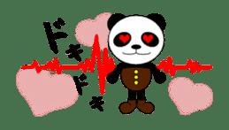 Doubtful PANDA sticker #4823087